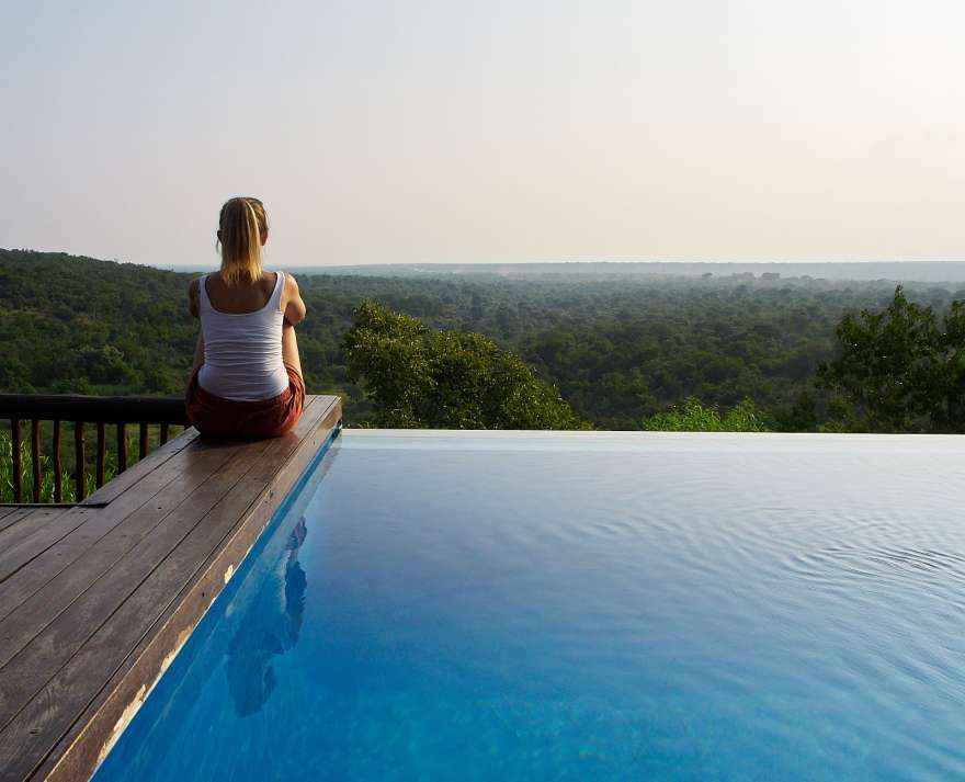 Phumelelo lodge_infinity pool